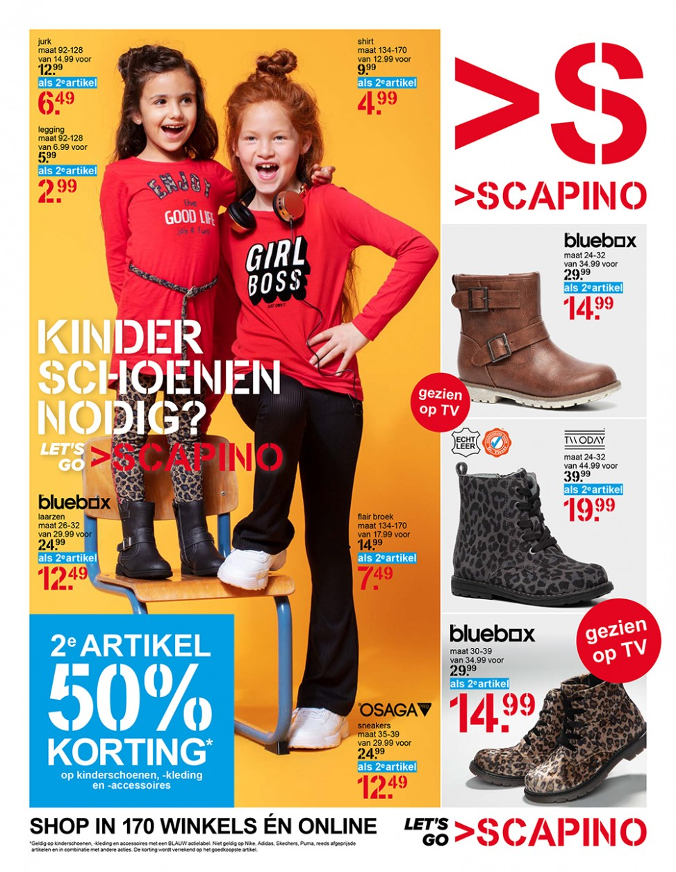 scapino kids back to school